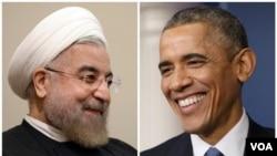 رهبران ایالات متحده و ایران