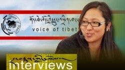 Tenzin Paldon, Editor-in-Chief at Voice of Tibet
