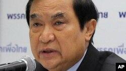 Ông Jurapong Ruangsuwan, cựu Chủ tịch đảng Pheu Thái.