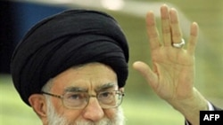 伊朗最高领袖哈梅内伊(1月9日照片)
