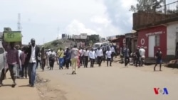 Dispersion des marches contre Kabila en RDC (vidéo)