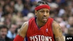 Amerikanın Milli Basketbol Assosiasiyasının sabiq ulduzu ABŞ-a qayıdıb