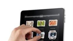 شرکت کامپیوتری اَپل محصول جدید خود به نام آی پَد را در معرض نمايش قرار داد