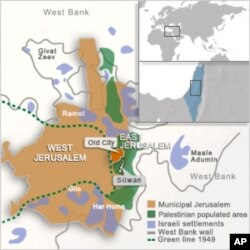 EU Says Israel East Jerusalem Housing Plan Illegal