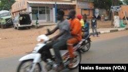 Motociclos os principais causadores de acidentes em Malanje