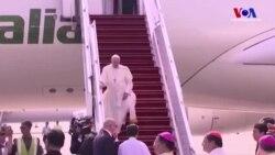 Papa Francis Myanmar'da