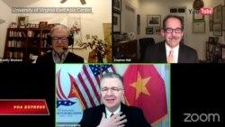 Đại sứ Kritenbrink: Mỹ-Việt có 'lợi ích song trùng' dù vẫn còn 'căng thẳng'