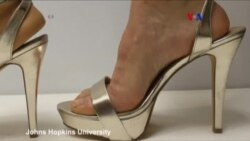 Prótesis femenina para taco alto