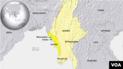 Rakhine province, Myanmar