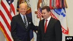 Makedonski premijer u poseti Vašingtonu