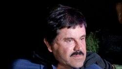 မူးယစ္ဂုိဏ္းေခါင္းေဆာင္ El Chapo နယူးေရာက္ တရားရုံး ျပစ္မႈ ထင္ရွားေတြ႔ရွိ