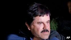 """Coakin """"El Çapo"""" Quzman 20 il boyu ABŞ-a külli miqdarda narkotika gətirilməsinə başçılıq edib."""