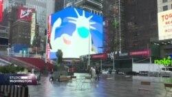 New York: Vakcinacija radnika Broadwayja