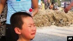 چین: بچوں کی اسمگلنگ روکنے کے لیے اقدامات