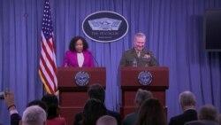 """El Pentagono reporta """"misión cumplida"""""""