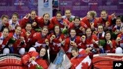 Tim Hoki Es Putri Olimpiade Sochi