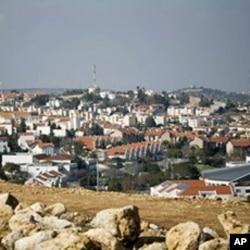 مغربی کنارے میں واقع یہودی بستیاں