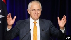澳大利亚总统特恩布尔