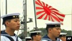 Jepang berencana membangun militer yang lebih kuat di tengah kebangkitan militer China (foto: dok).