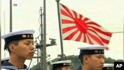 日本海上自衛隊資料照。