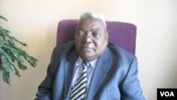 Nzita Tiago, leader historique du mouvement séparatiste de Cabinda