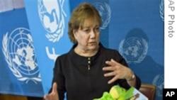 联合国宝盒帮助紧急状态下的幼童
