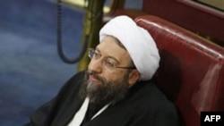İranın Ədliyyə nazirliyinin rəhbəri Ayətullah Sadiq Laricani