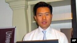 美国和平研究所资深研究员朴约
