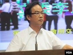 台灣執政黨民進黨立委林昆澤。