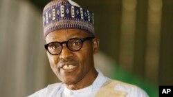 """Tổng thống tân cử Muhammadu Buhari của Nigeria nói nước ông đã """"chấp nhận dân chủ"""" và đẩy lùi chế độ độc đảng về phía sau"""