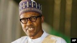 Tổng thống Nigeria Muhammadu Buhari