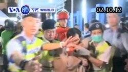 VOA60 Thế Giới 02/10/2012