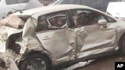 ٹریفک حادثے میں ایک ہی خاندان کے 12 افراد ہلاک