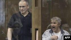 Rusya'da Khodorkovsky'nin Cezası Onaylandı