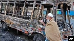 کراچی : ٹارگٹ کلنگ کے بعد راکٹ باری