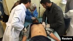 Povređeni u napadu na koledžu za obuku policijskih regruta u Libiji