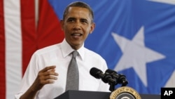 Shugaban Amurka Barack Obama.