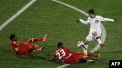 SHBA skualifikohet, humbet ndaj Ganës 2 me 1 në Rustenburg