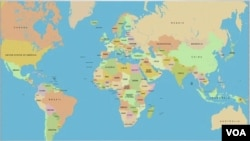 全球目前有8個國家自認是核武器國家