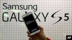 最大智能手机制造商三星电子公司