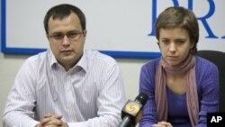 Илья и Вера Политковские