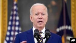 Presidente americano, Joe Biden