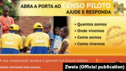 Angola Censo Pouplacional 2014