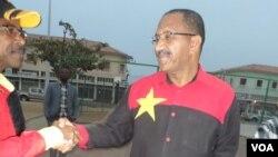 Namibe João Guerra administrador municipal