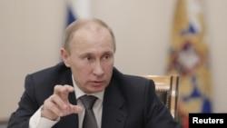 روس کے صدر ولادمیر پوتن