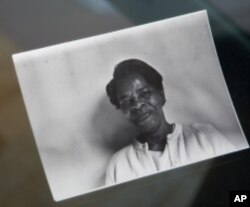Martha, from the West Indies, was photographer Ellen Jacob's nanny.