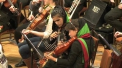 Orchestra Comprised of Afghan Street-children Concludes US Tour