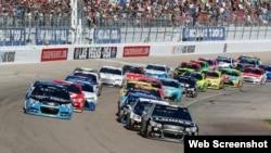 ABŞ-da Avtomobil Yarışı