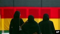 په جرمني کې نژدې څلور میلیونه مسلمانان اوسیږي چې د ټولنې نژدې پنځه فیصده کیږي