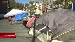 Tổng thống Trump 'truy quét' người vô gia cư ở California